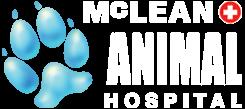 logo of mclean animal hospital in scarborough ontario